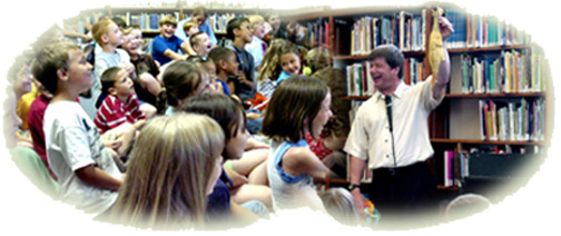 Kids and families love this show! You will too, when you book popular, Michigan magician, Jeff Wawrzaszek.